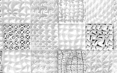 Inspirational: patterned landscapes